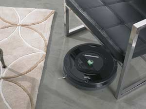irobot hard floor cleaner instructions