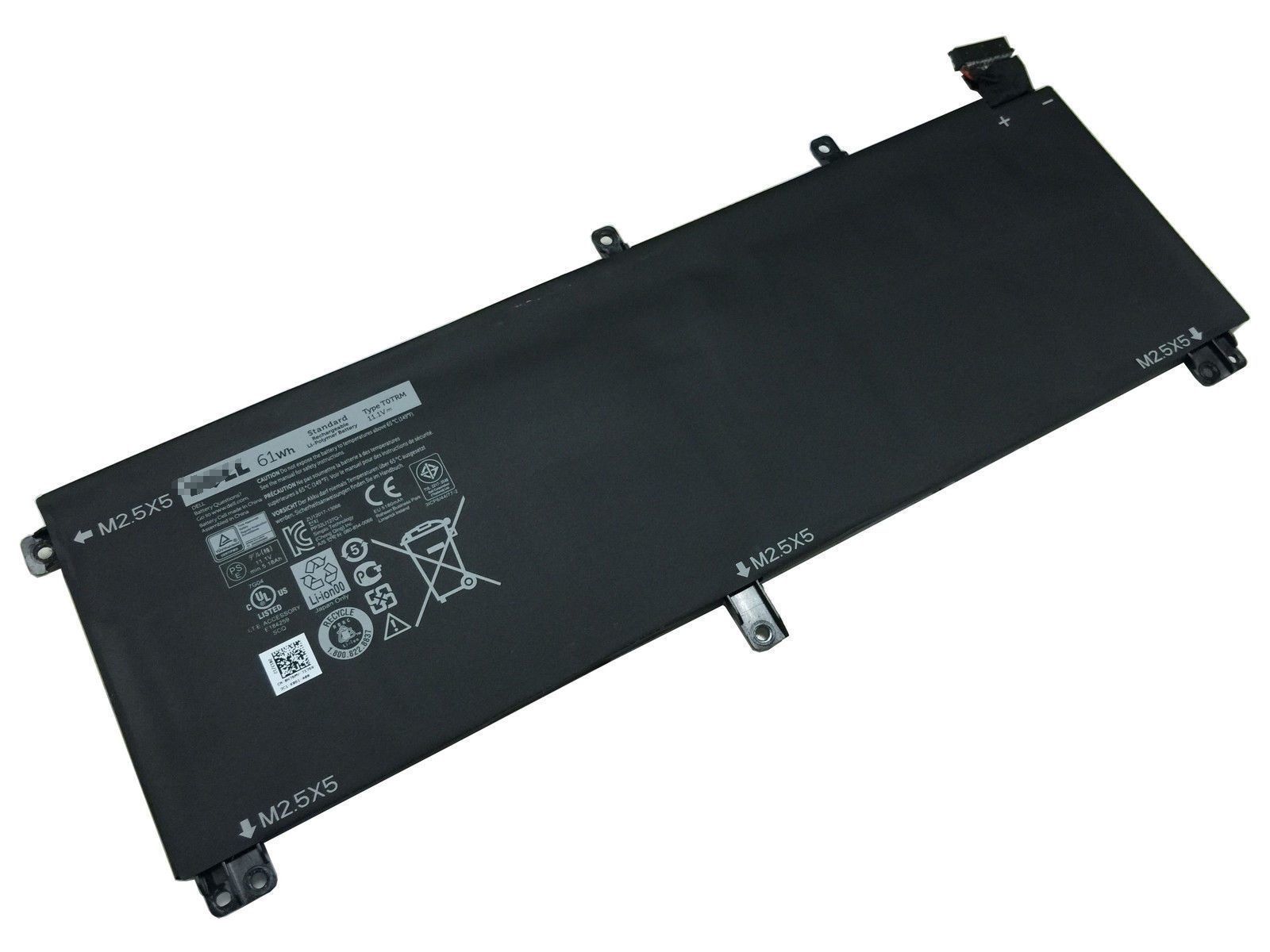 dell laptop battery replacement instructions