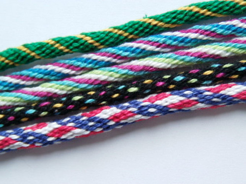 spice box friendship bracelets instructions