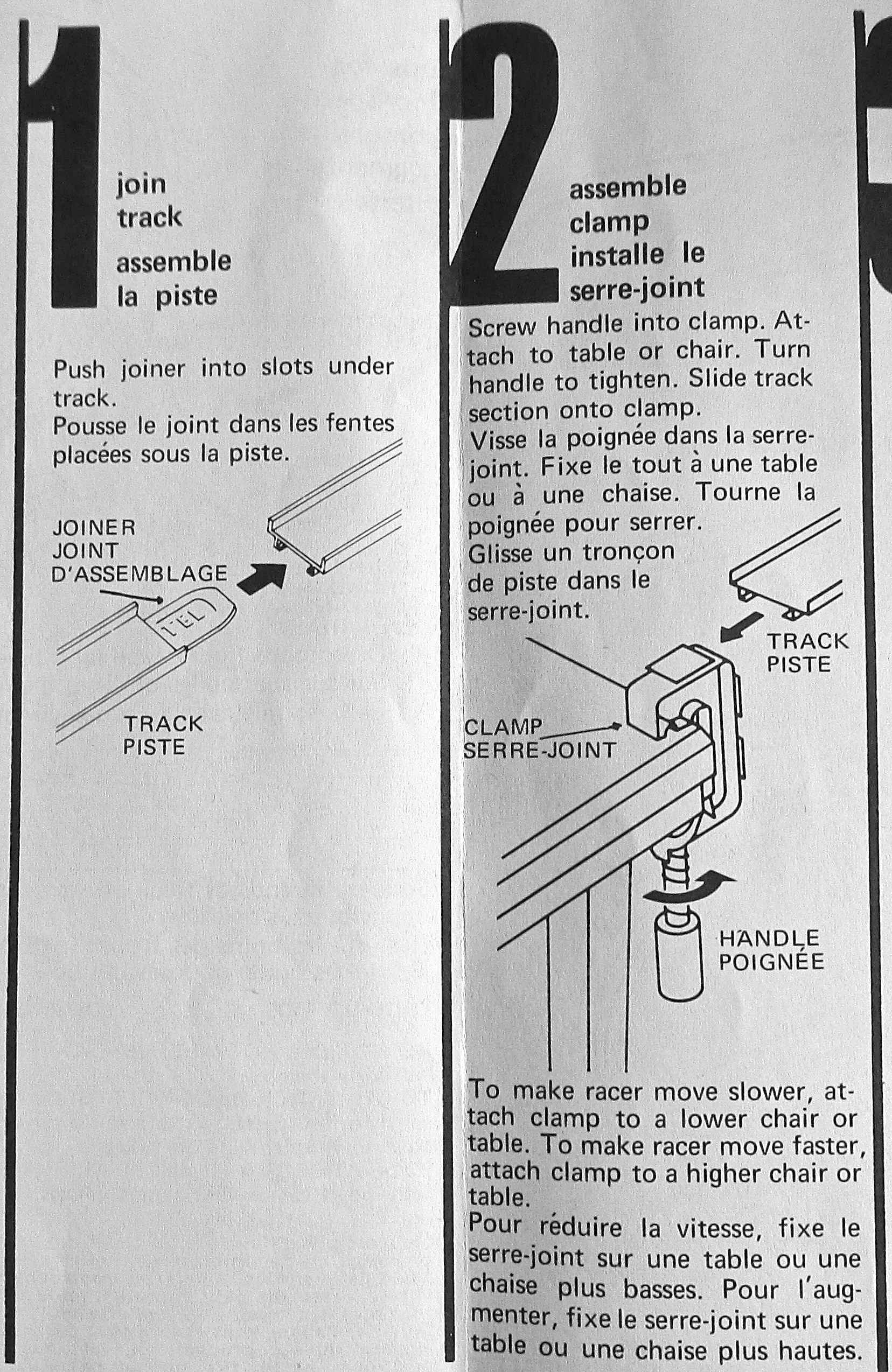 hot wheels fireball instructions