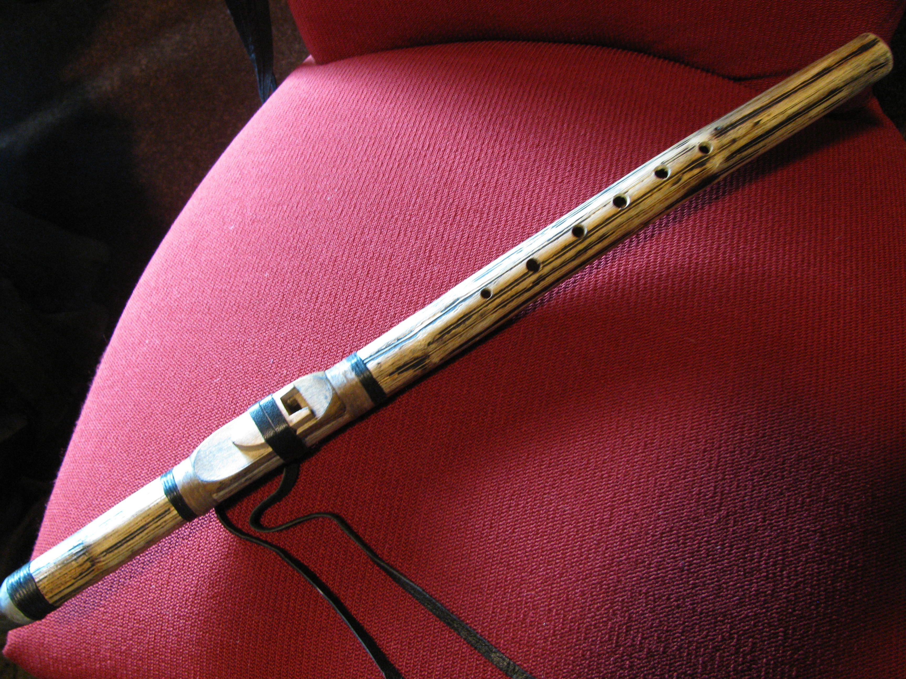 native american flute making instructions