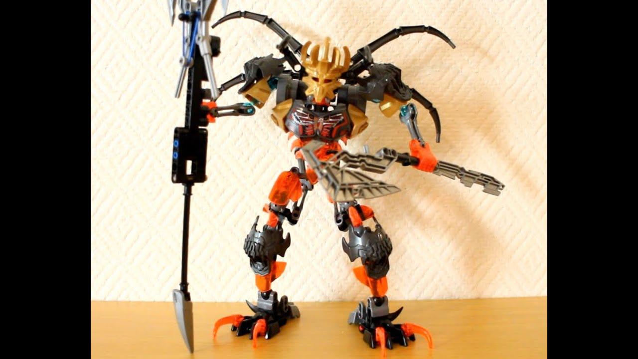 lego bionicle 70794 70795 instructions