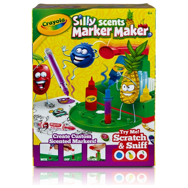 silly scents marker maker instructions