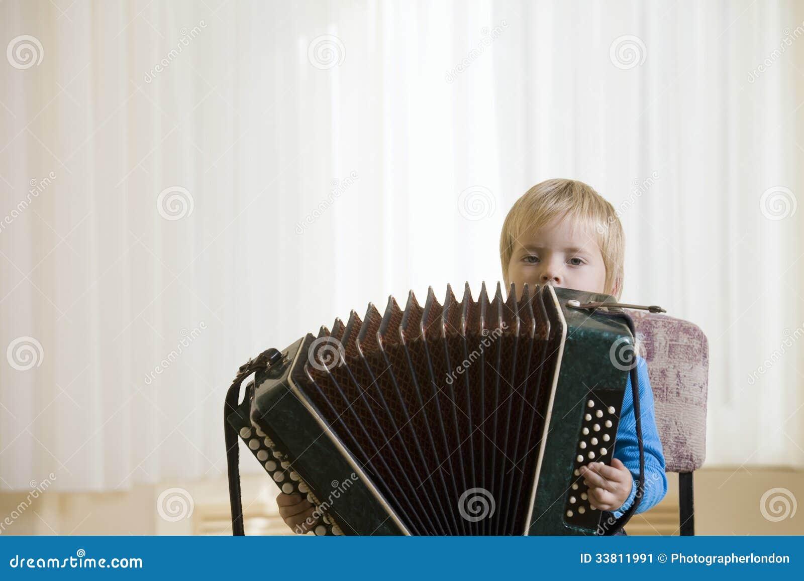 child prodigy accordion instructions