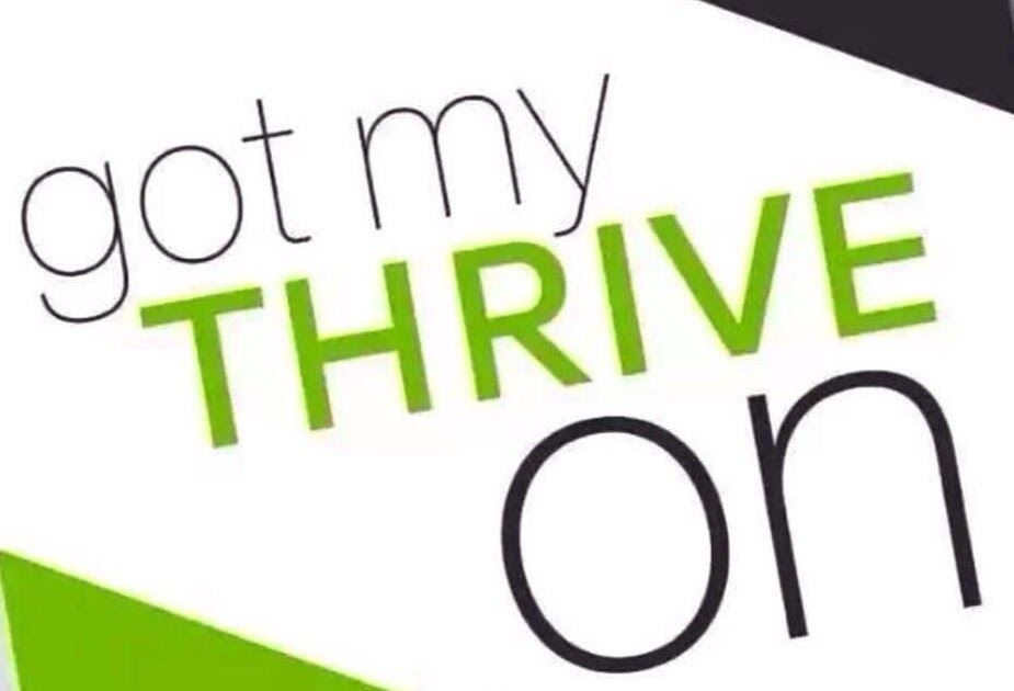 thrive sample pack instructions