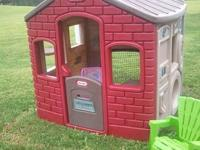 little tikes town playhouse instructions
