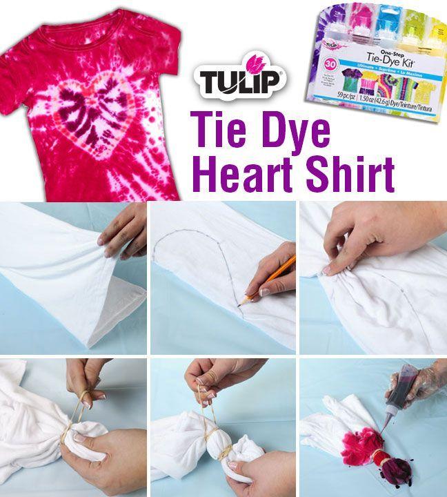tulip tie dye instructions printable