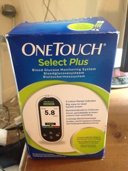 one touch lancing device instructions