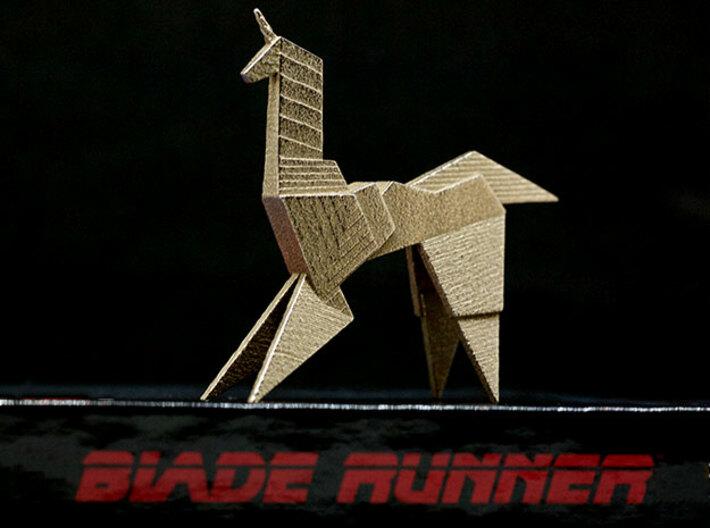 blade runner unicorn origami instructions