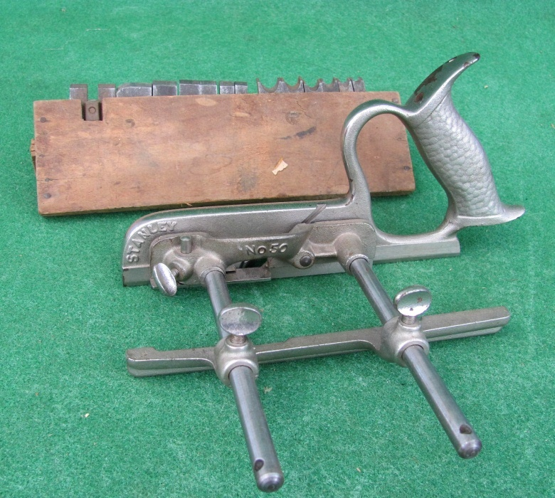 stanley no 50 combination plane instructions