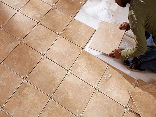 ceramic tile installation instructions