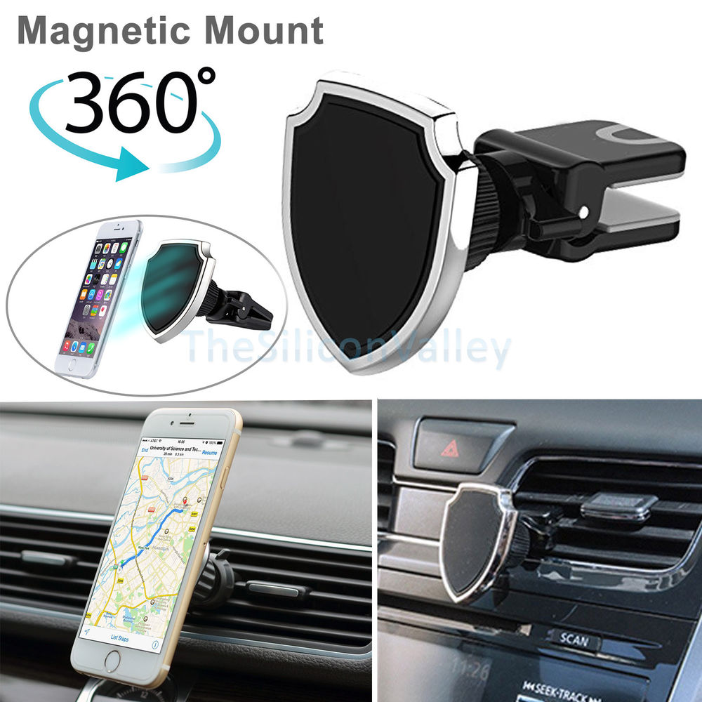 magnetic air vent mount instructions
