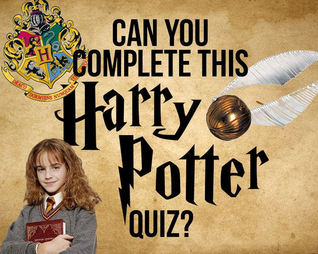 harry potter trivia game instructions