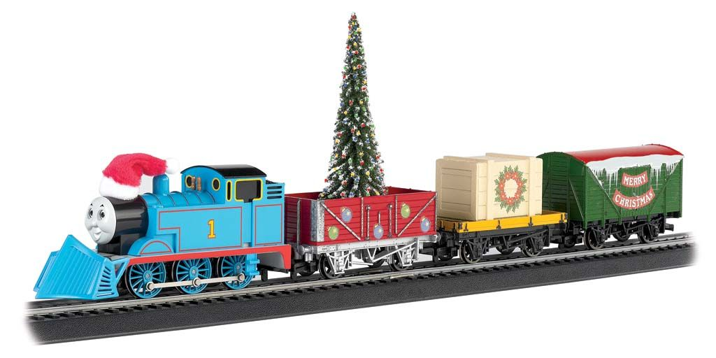 musical christmas express train set instructions