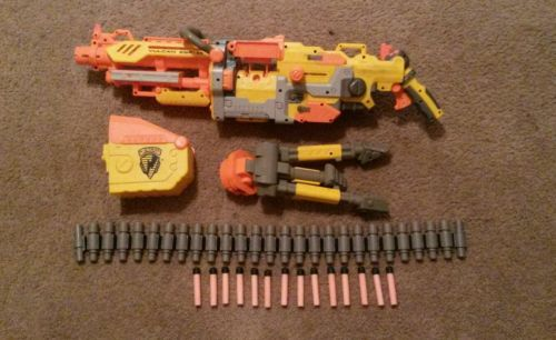 nerf vulcan ebf 25 instructions