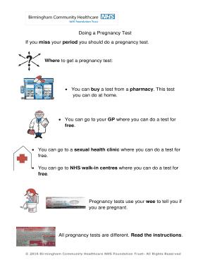sainsburys ovulation test instructions
