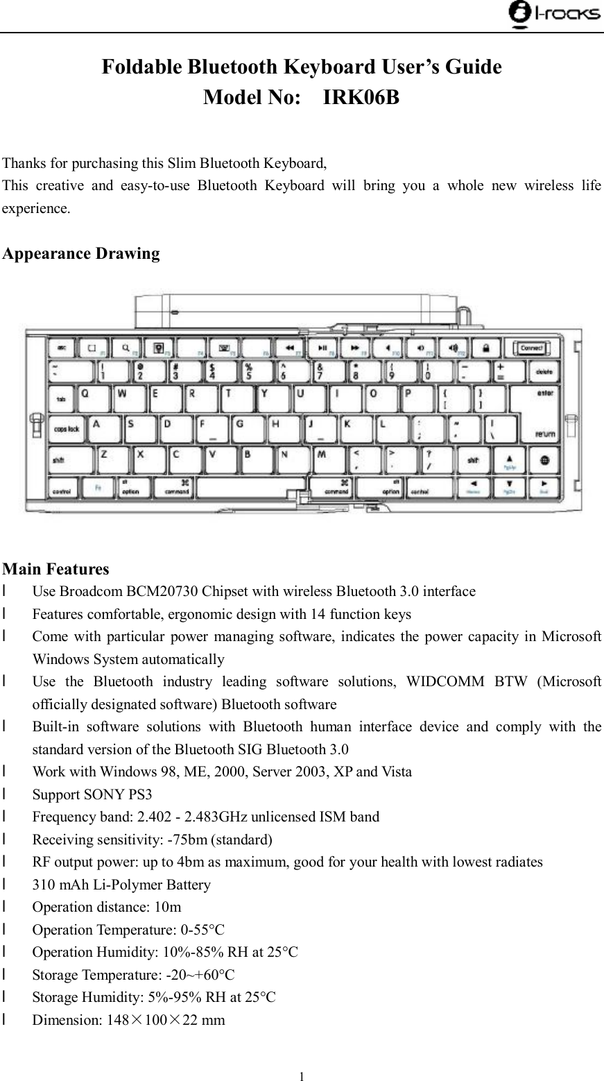blackweb wireless keyboard instructions
