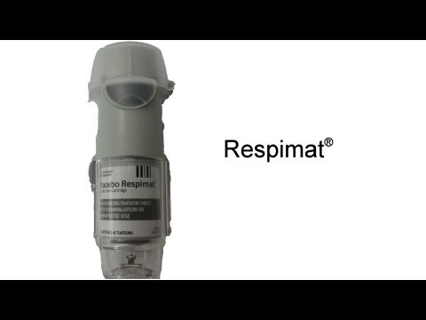 spiriva respimat instruction video