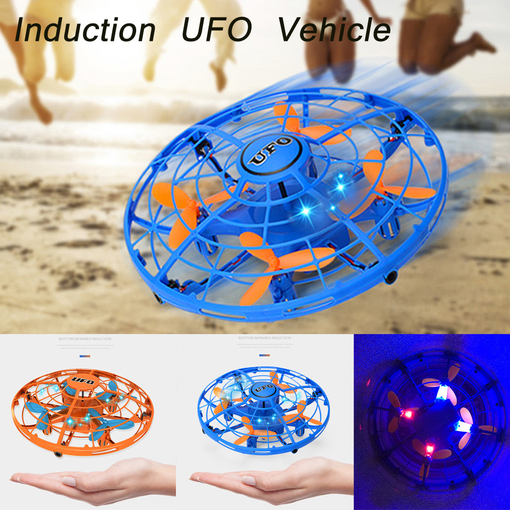 ufo induction toy instructions