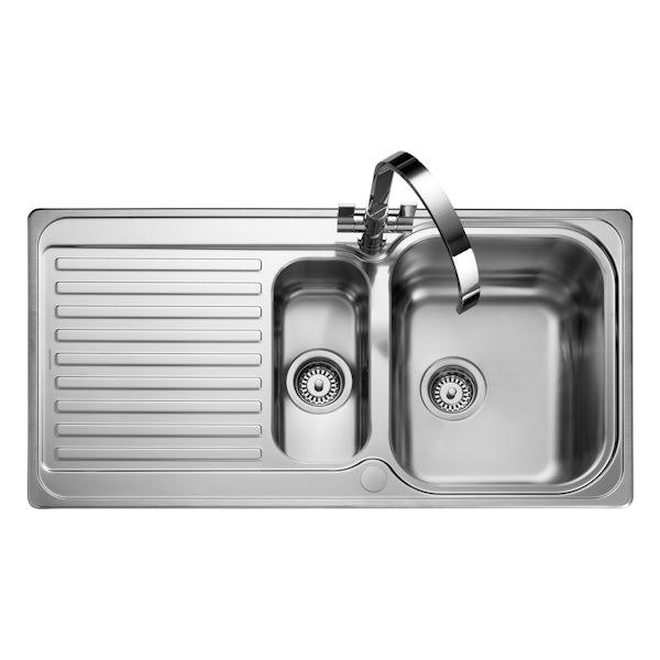 blanco sink drain installation instructions