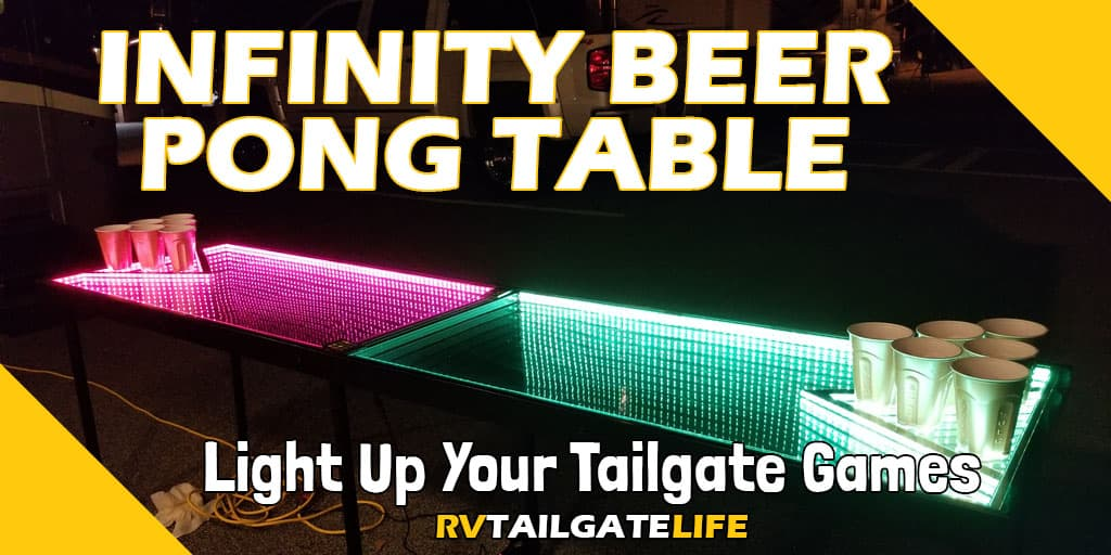 instructables beer pong table