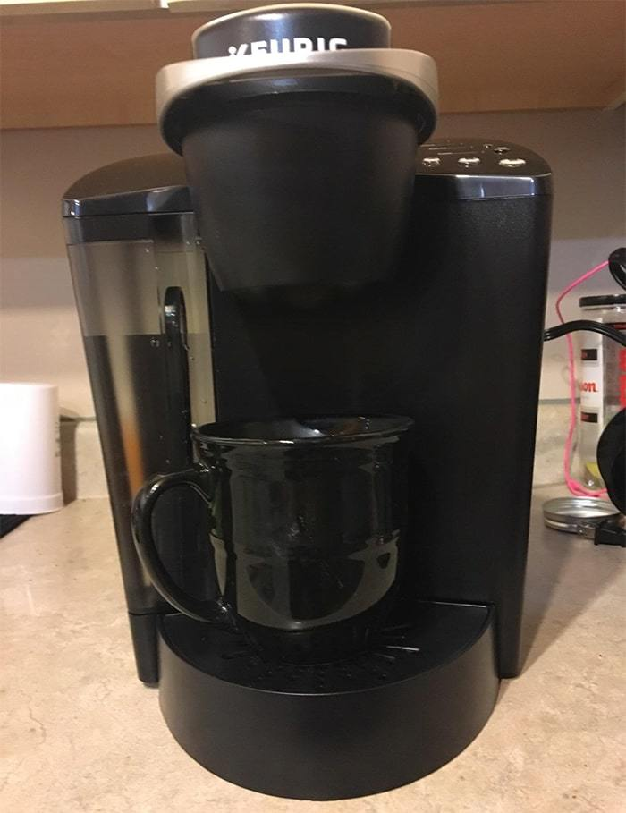 operating instructions for keurig coffee maker
