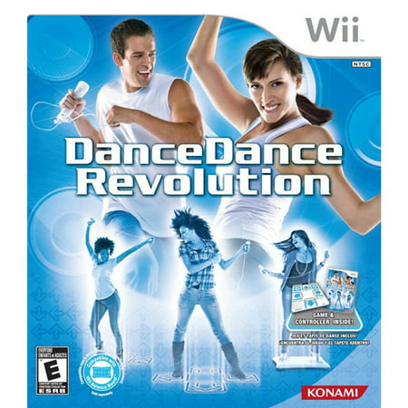dance dance revolution wii instructions
