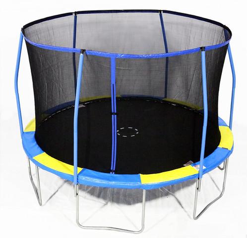 sportspower 14 ft trampoline assembly instructions