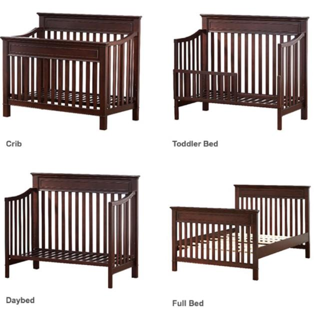 cafe kid devon convertible crib instructions