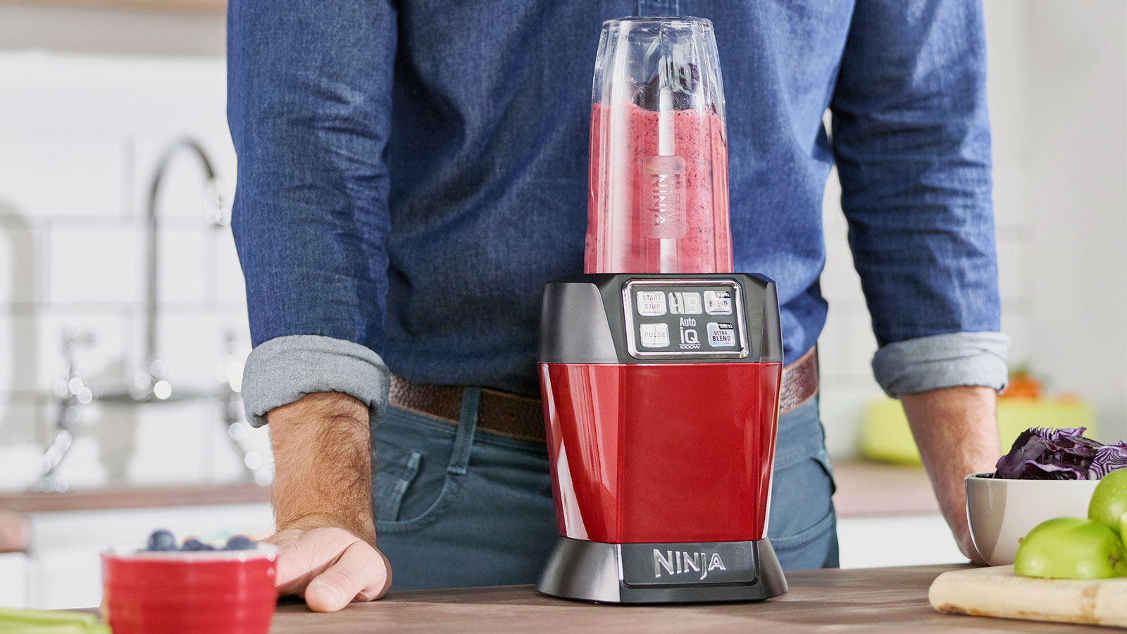 ninja blender instruction guide