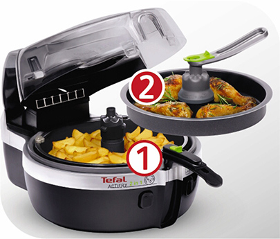 tefal actifry instruction manual