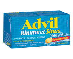 advil cold and sinus dosage instructions