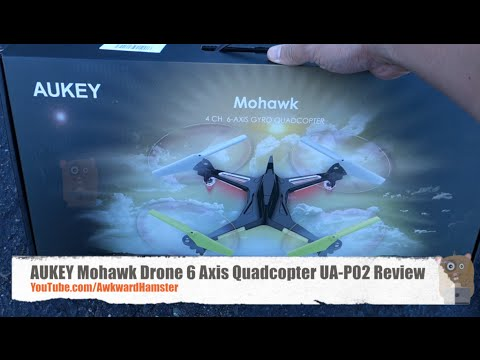 aukey mohawk drone instructions