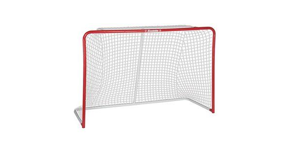 mini hockey net instructions