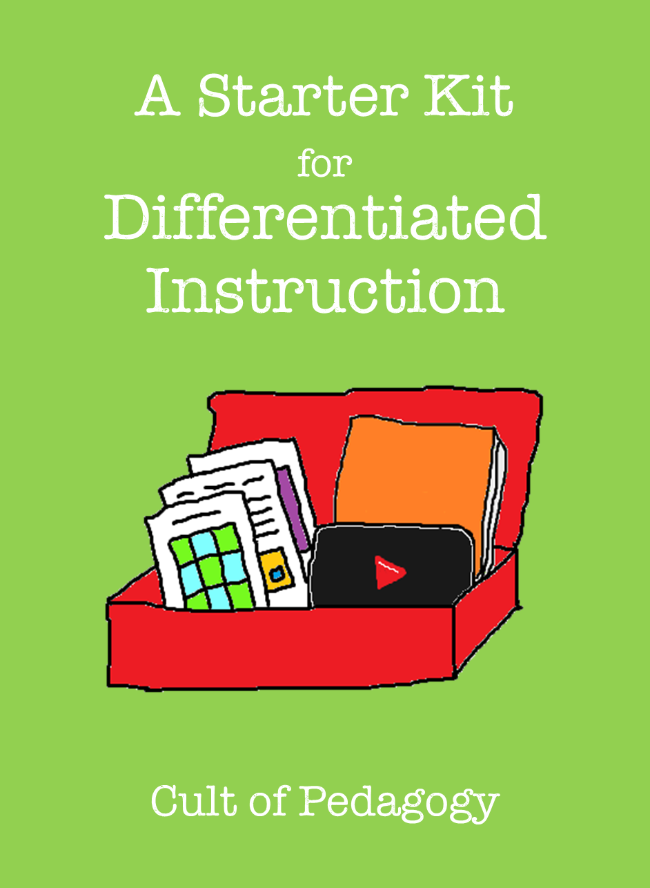 differentiated instruction learning disabilities