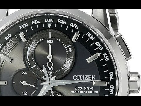 citizen blue angels watch setting instructions