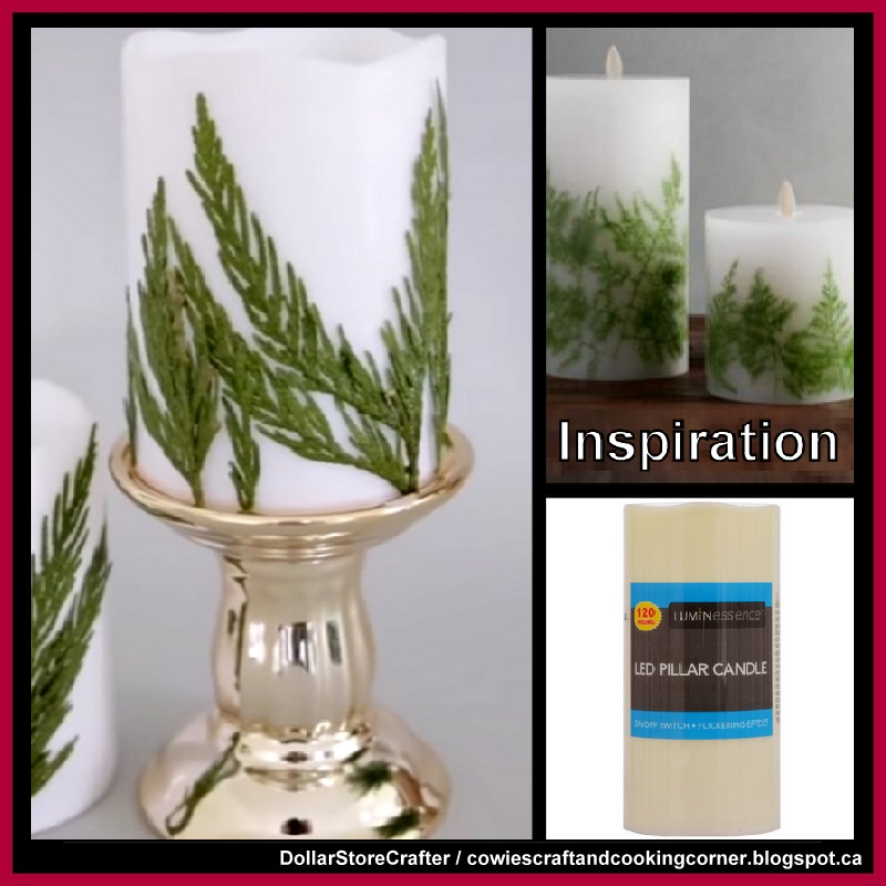 pottery barn flameless candles instructions