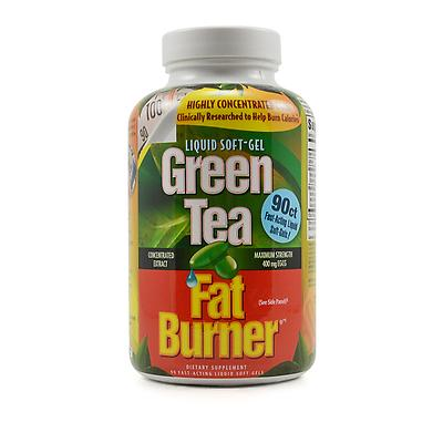 green tea fat burner instructions