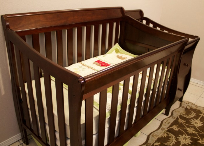 delta crib assembly instructions