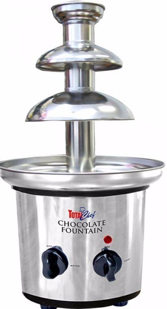 nostalgia electrics chocolate fountain instructions