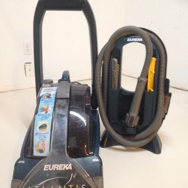 eureka steam cleaner instructions