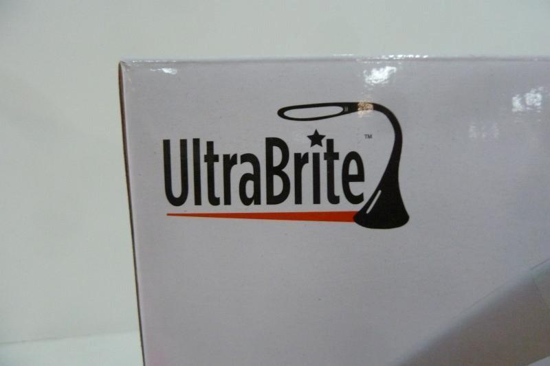 ultrabrite led desk lamp instructions