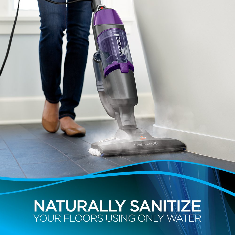 h2o mop steam cleaner instructions