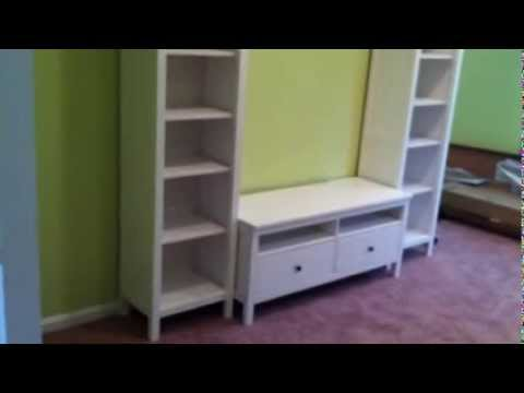 ikea hemnes nightstand assembly instructions