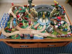 imaginarium spiral train set 55 pieces instructions