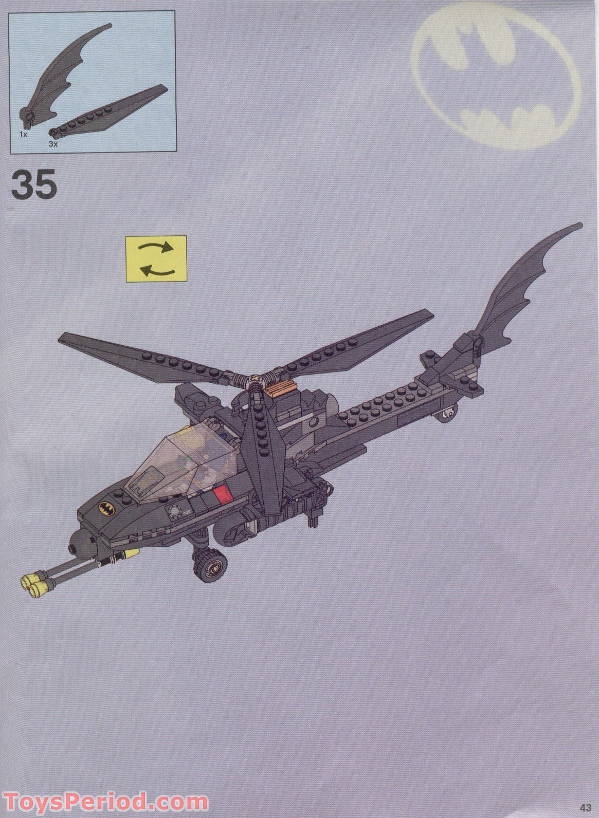 lego batman 2 instructions