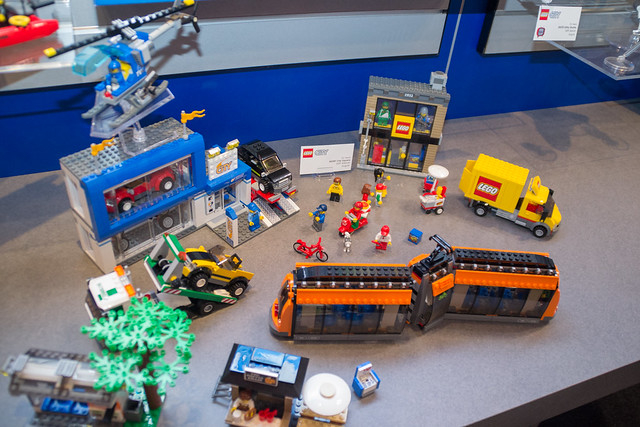 lego city city square instructions