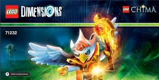 lego dimensions instructions 71220