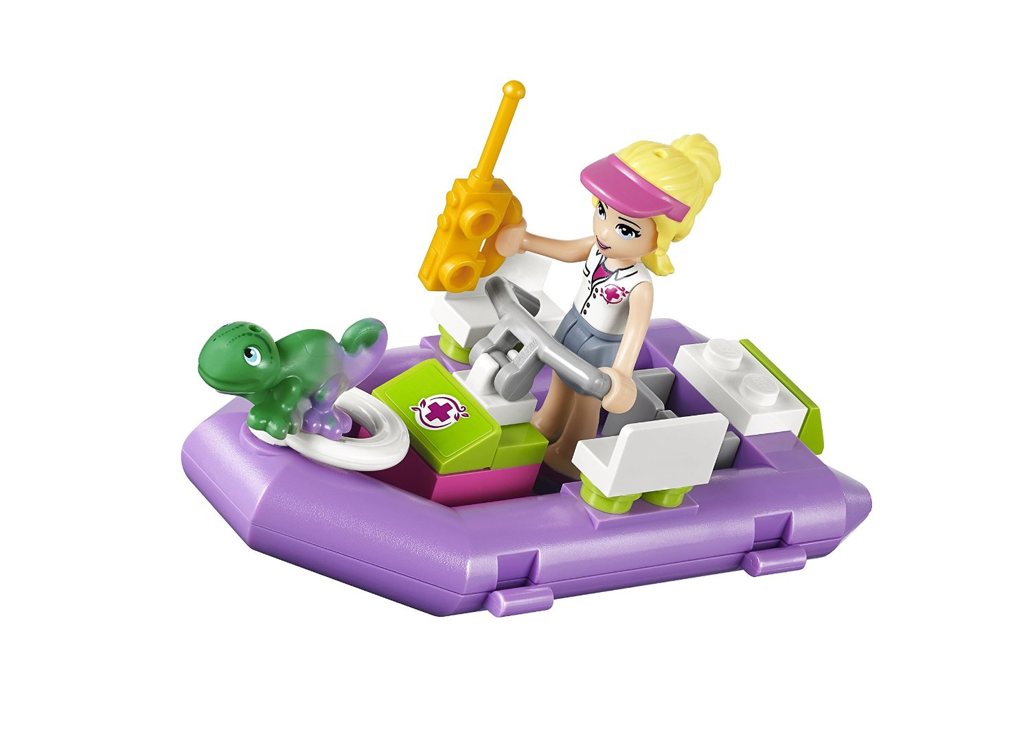 lego friends jungle rescue instructions