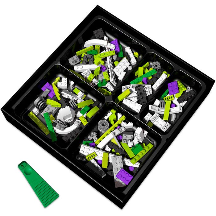 lego master builder academy instructions